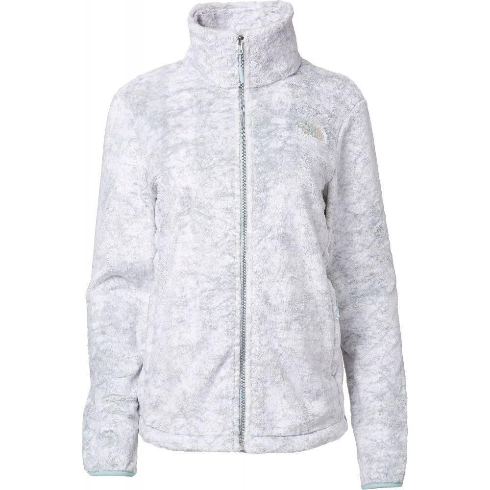 ザ ノースフェイス The North Face レディース フリース トップス【Seasonal Osito Fleece Jacket】Blue Frost Marble Print