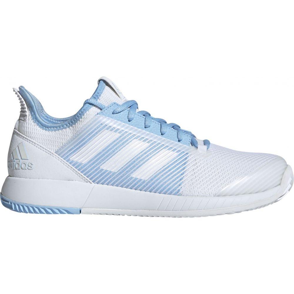 アディダス レディース テニス シューズ・靴 【サイズ交換無料】 アディダス adidas レディース テニス シューズ・靴【Defiant Bounce 2 Tennis Shoes】White