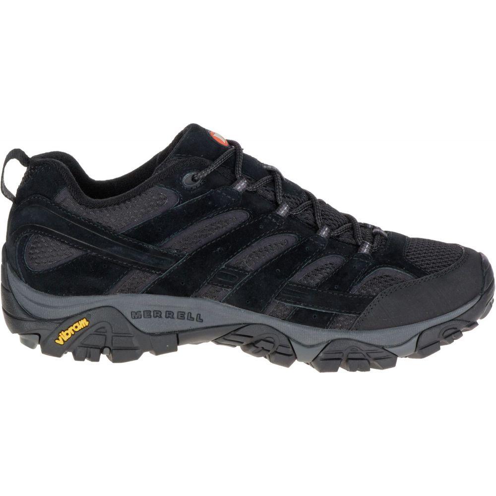 メレル Merrell メンズ ハイキング・登山 シューズ・靴【Moab 2 Ventilator Hiking Shoes】Black Night
