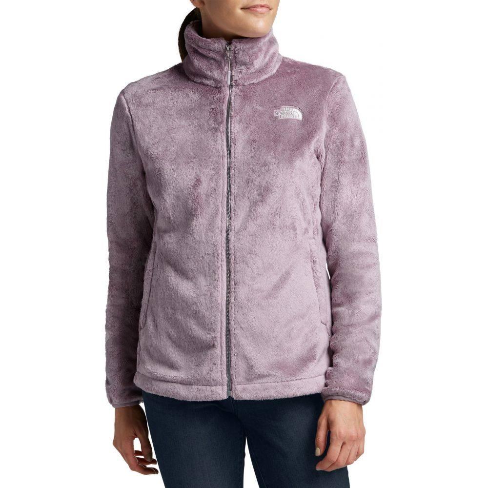 ザ ノースフェイス The North Face レディース フリース トップス【Osito Fleece Jacket】Ashen Purple/Silver Zip