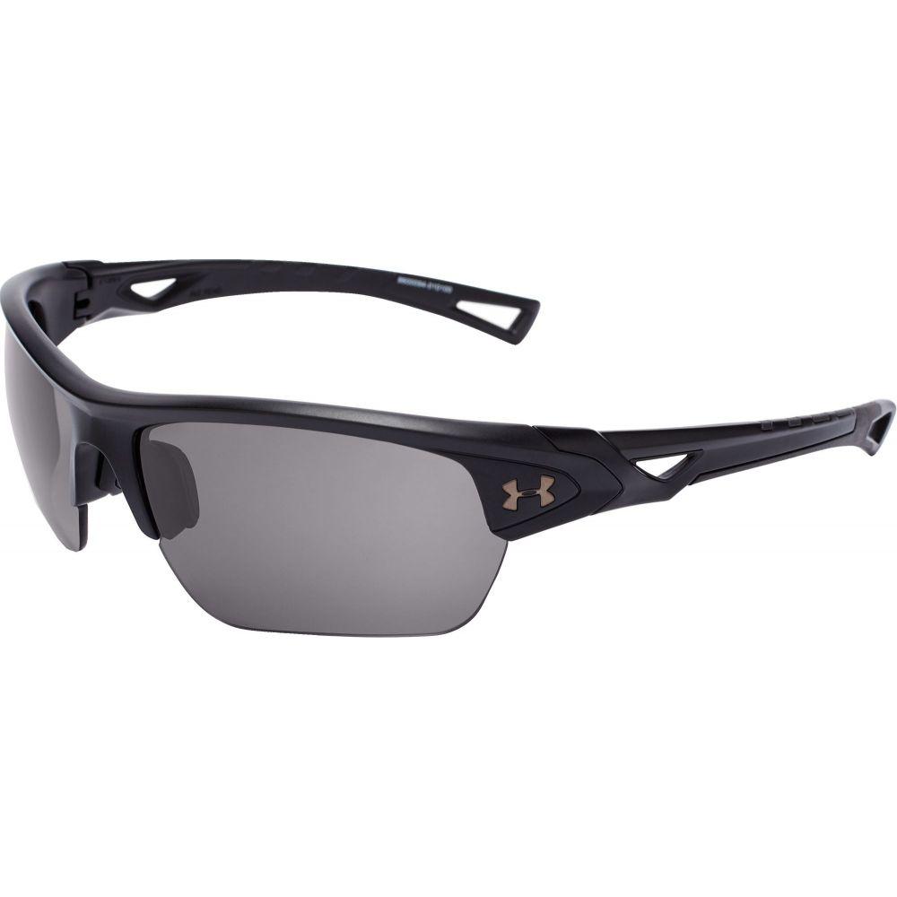 アンダーアーマー Under Armour メンズ メガネ・サングラス 【Octane Sunglasses】Black/Grey