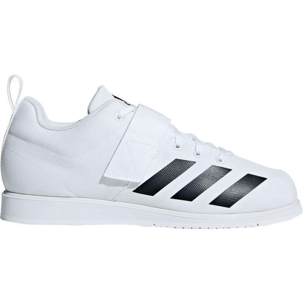 アディダス adidas メンズ フィットネス・トレーニング シューズ・靴【Powerlift 4 Training Shoes】White