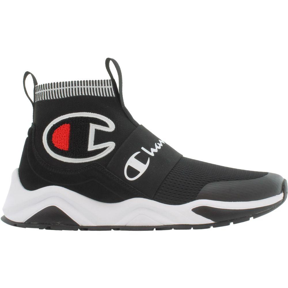 チャンピオン Champion メンズ シューズ・靴 【Rally Pro Shoes】Black/White