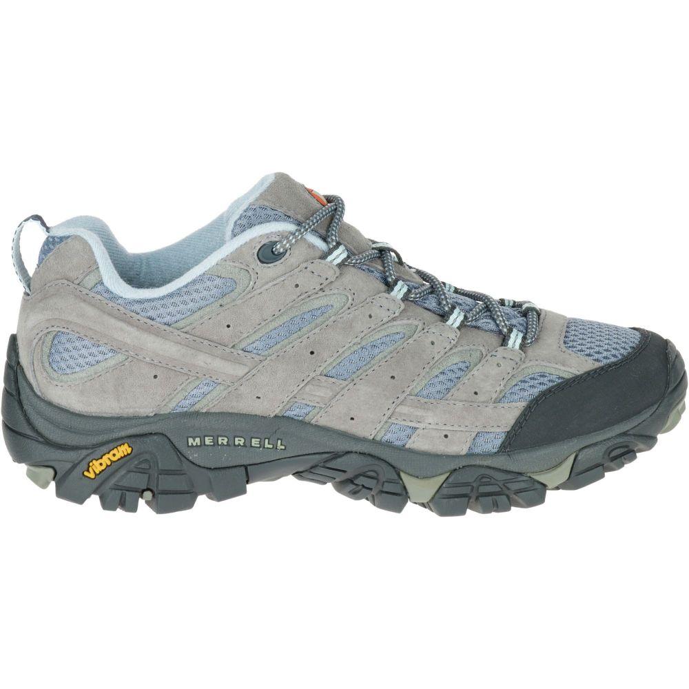 メレル Merrell レディース ハイキング・登山 シューズ・靴【Moab 2 Ventilator Hiking Shoes】Smoke