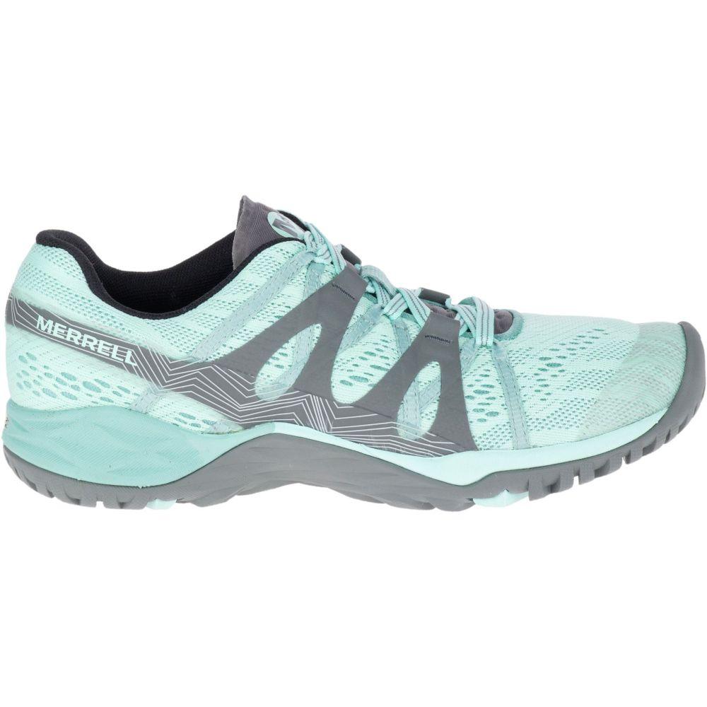メレル Merrell レディース ハイキング・登山 シューズ・靴【Siren Hex Q2 E-Mesh Hiking Shoes】Aqua