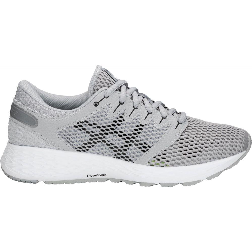 アシックス ASICS レディース ランニング・ウォーキング シューズ・靴【Roadhawk FF 2 Running Shoes】Grey/Black