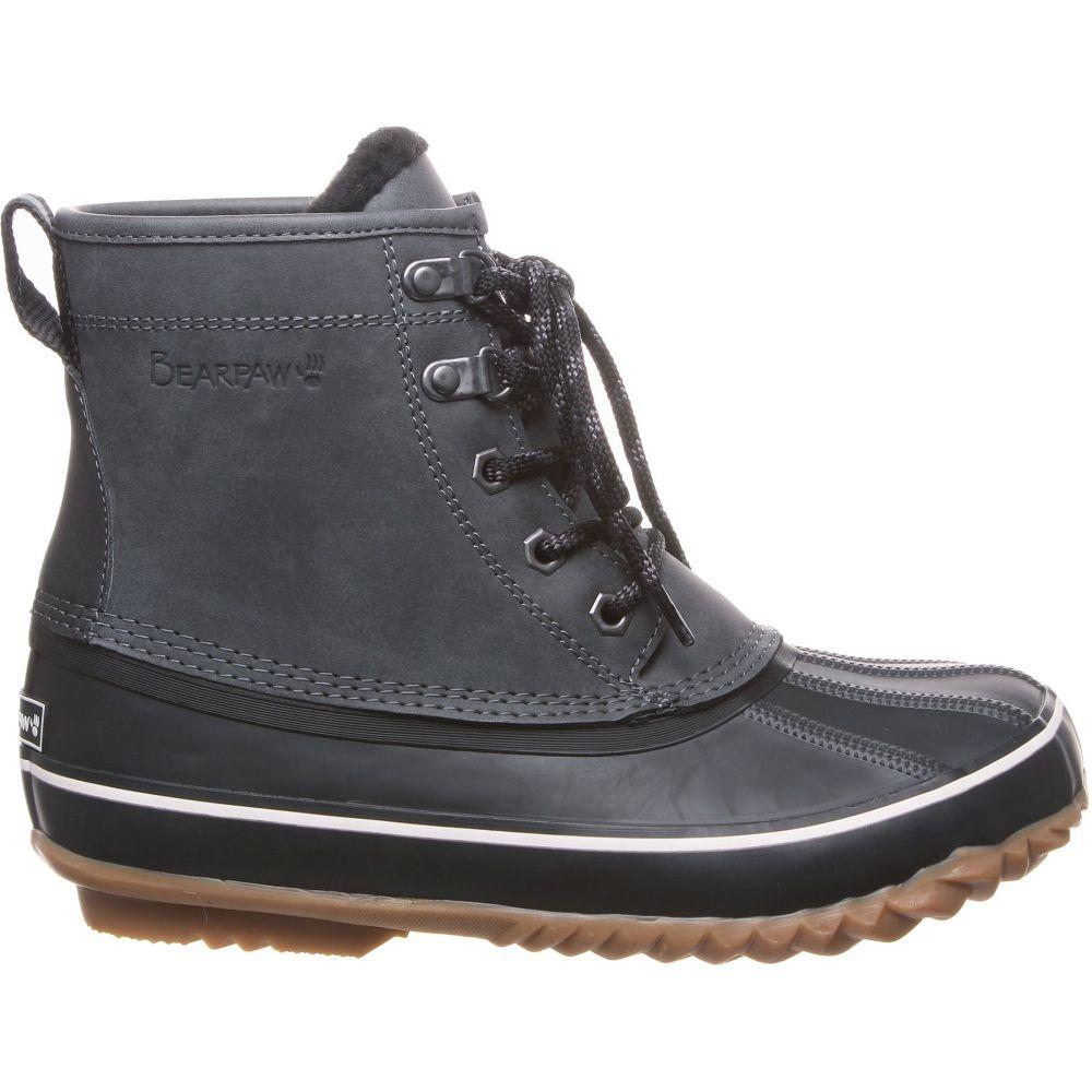 ベアパウ BEARPAW レディース ブーツ ウインターブーツ シューズ・靴【Estelle 200g Waterproof Winter Boots】Black