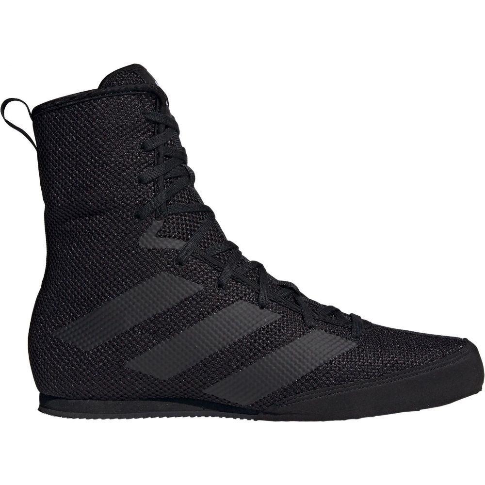アディダス adidas メンズ シューズ・靴 【Box Hog 3 Boxing Shoes】Black/Black