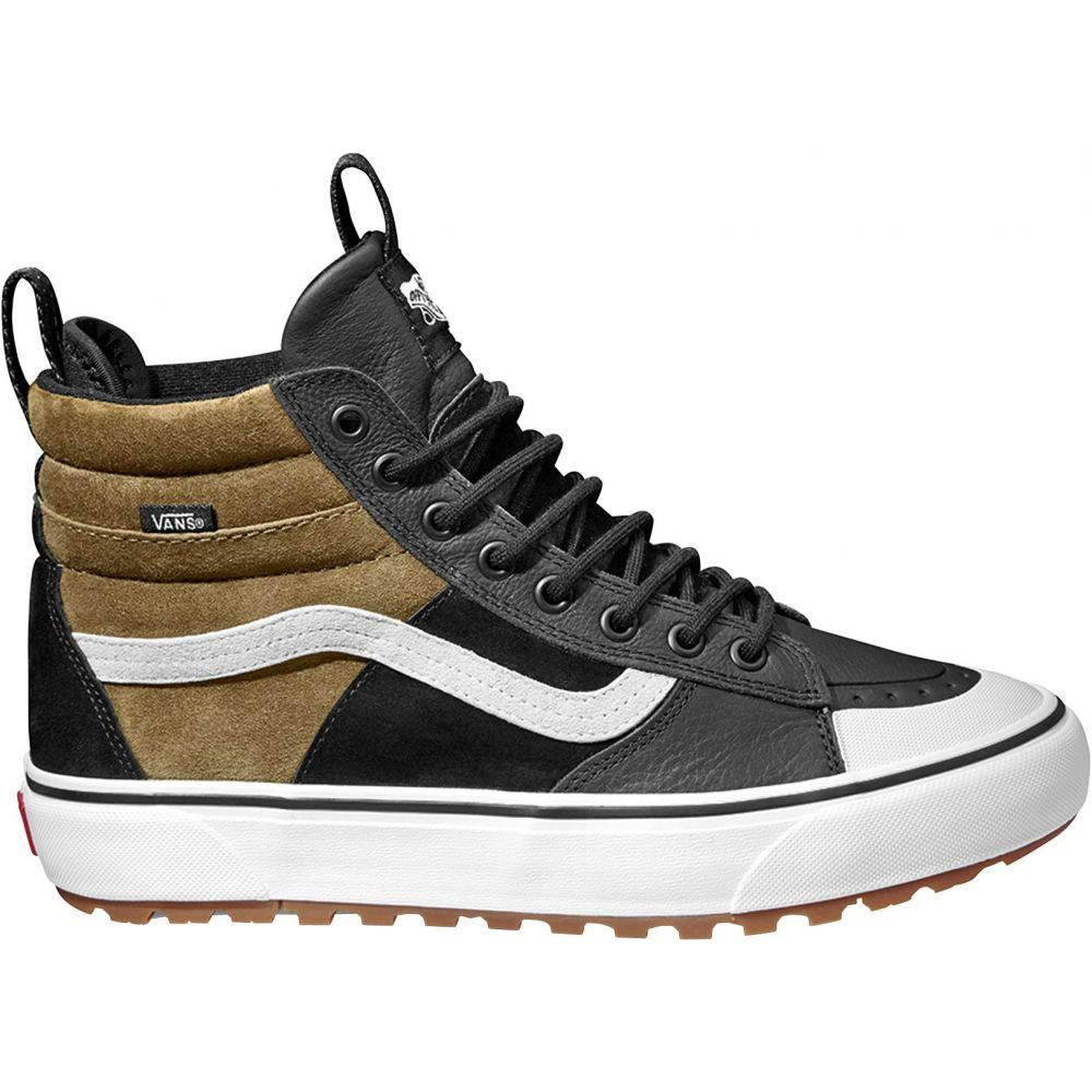 ヴァンズ Vans メンズ スニーカー シューズ・靴【SK8-Hi MTE 2.0 DX Shoes】Black/Tan