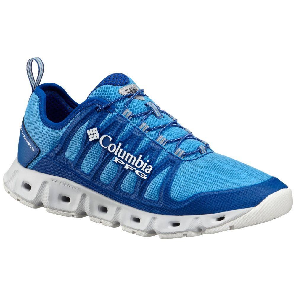 コロンビア Columbia メンズ 釣り・フィッシング シューズ・靴【PFG Megavent II Fishing Shoes】Splash/White