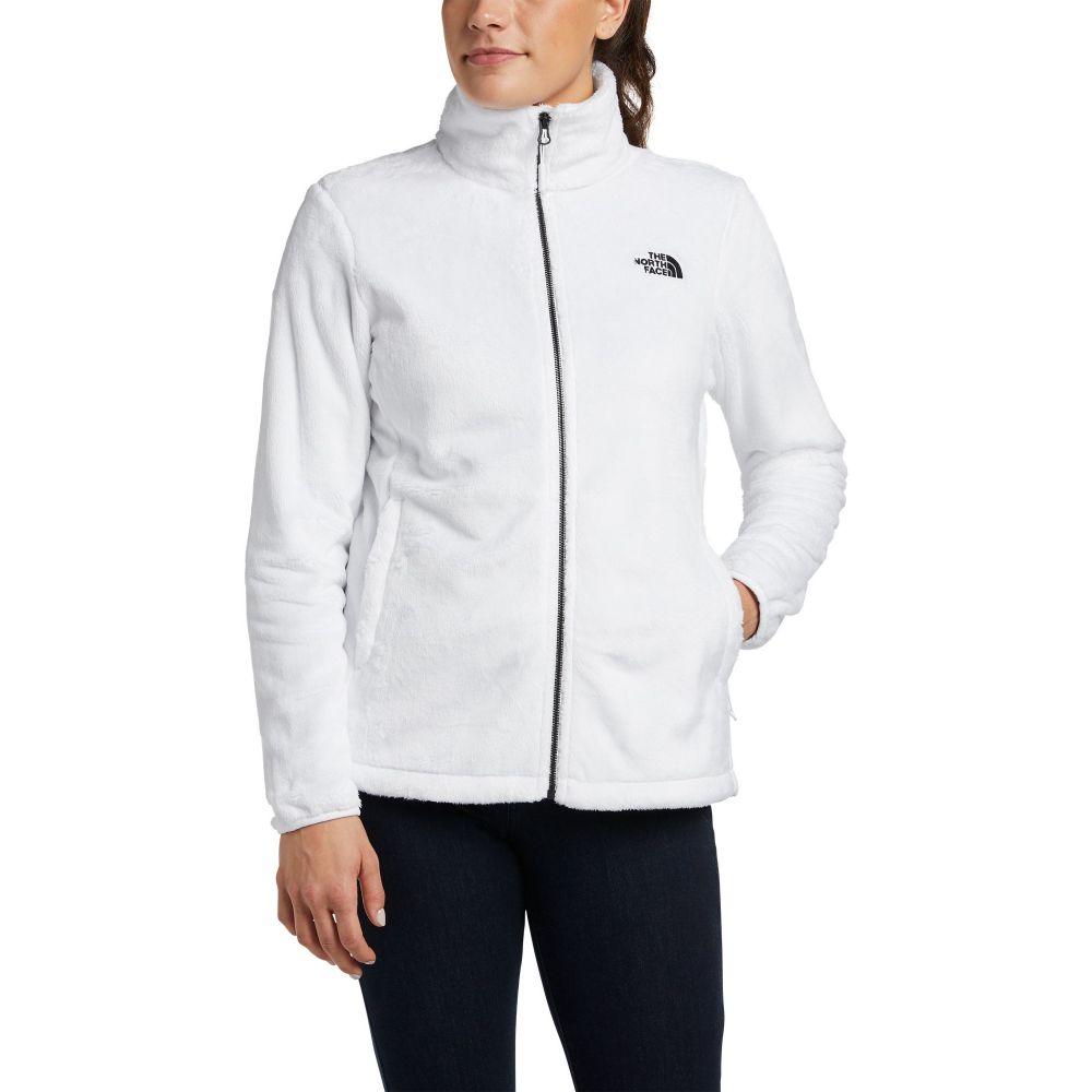 ザ ノースフェイス The North Face レディース フリース トップス【Osito Fleece Jacket】Tnf White/Black Matte Zip
