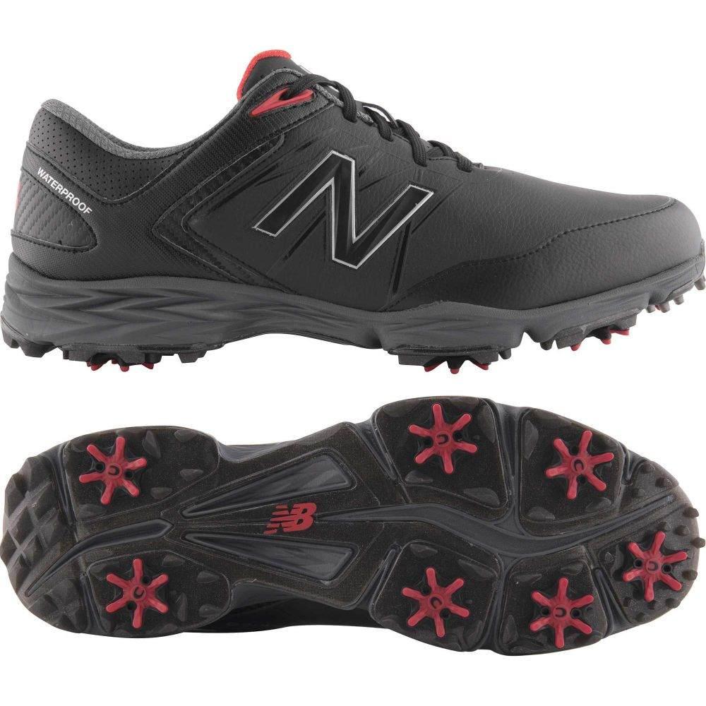 ニューバランス New Balance メンズ ゴルフ シューズ・靴【Striker Golf Shoes】Black/Red