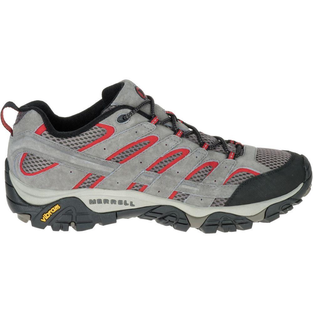 メレル Merrell メンズ ハイキング・登山 シューズ・靴【Moab 2 Ventilator Hiking Shoes】Charcoal Grey