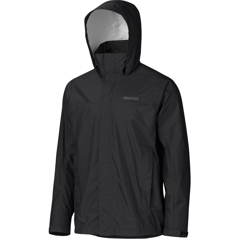マーモット Marmot メンズ レインコート アウター【PreCip Rain Jacket】Black
