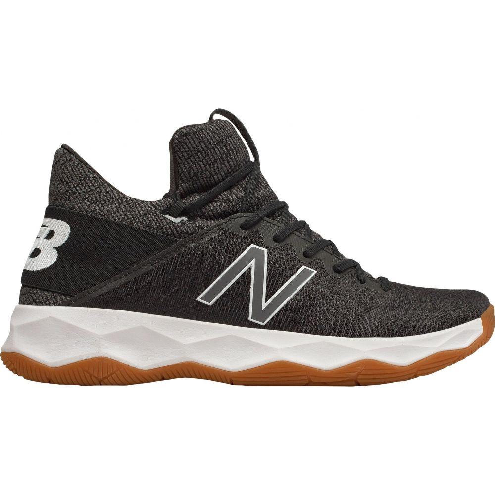 ニューバランス New Balance メンズ ラクロス シューズ・靴【Box Freeze 2.0 Lacrosse Shoes】Black/White