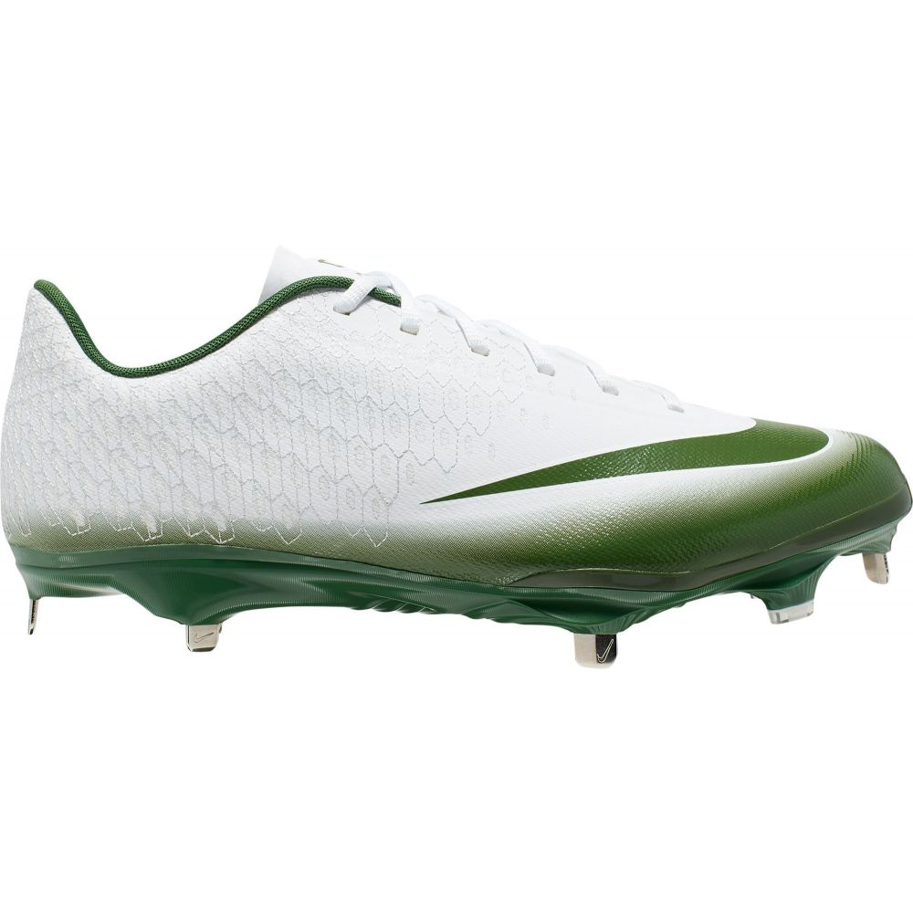 ナイキ Nike メンズ 野球 スパイク シューズ・靴【Lunar Vapor Ultrafly Elite 2 Baseball Cleats】White/Green