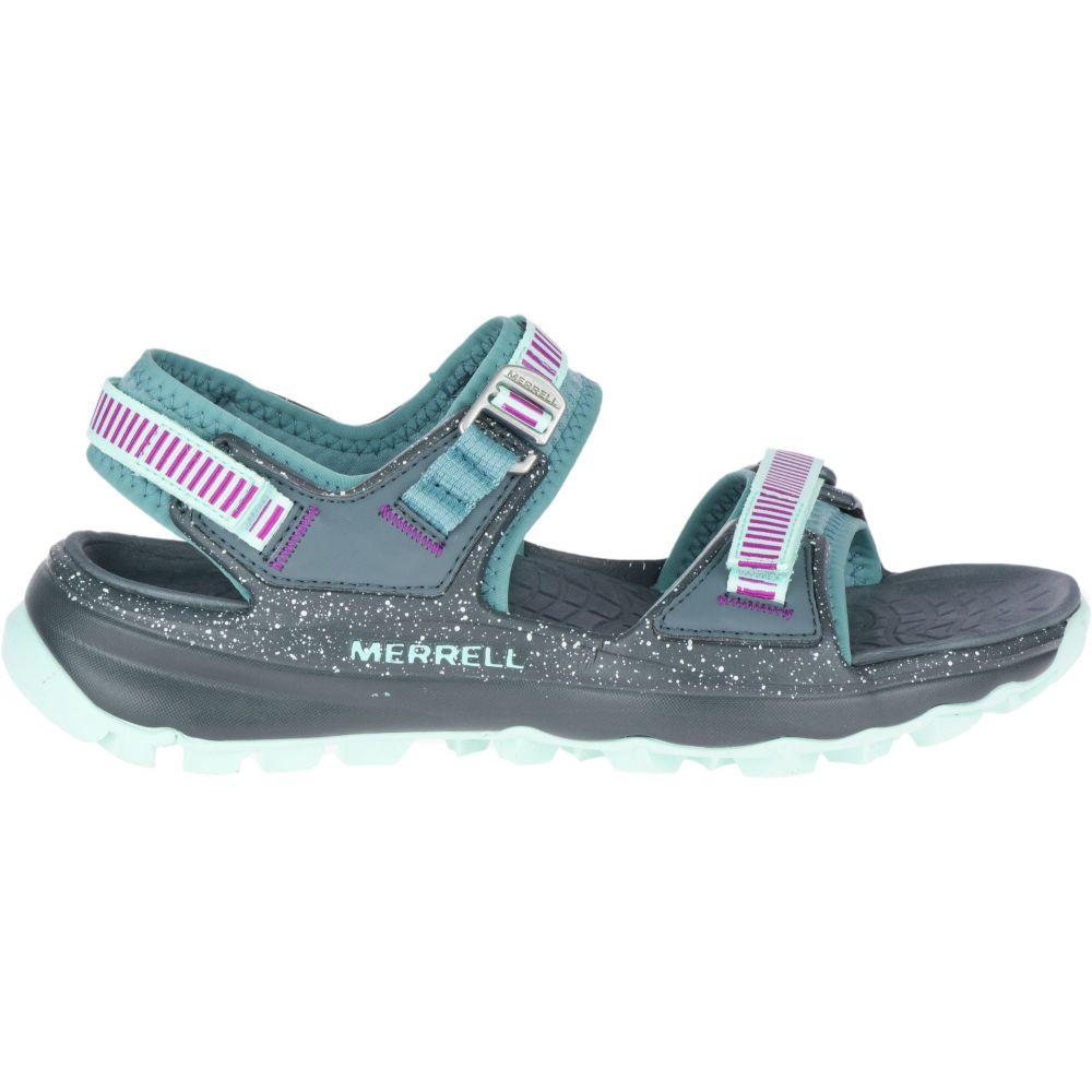 メレル Merrell レディース ハイキング・登山 サンダル シューズ・靴【Choprock Strap Hiking Sandals】Blue