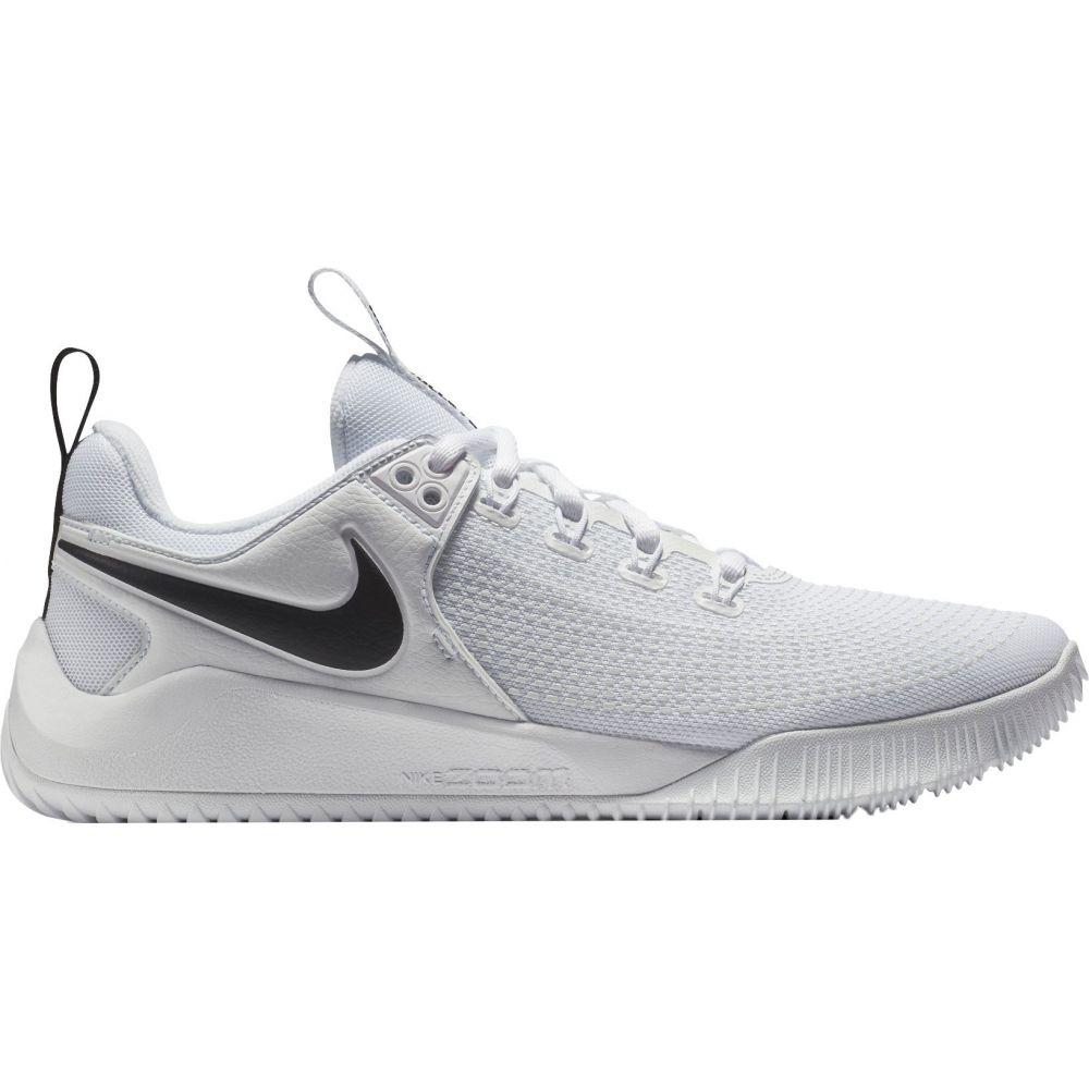 ナイキ Nike レディース バレーボール シューズ・靴【Zoom HyperAce 2 Volleyball Shoes】White/Black