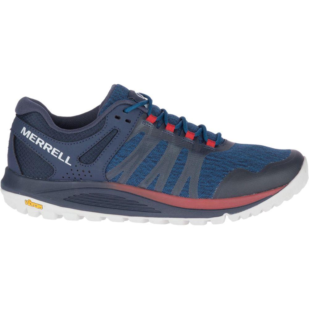 メレル Merrell メンズ ランニング・ウォーキング シューズ・靴【Nova Trail Running Shoes】Blue
