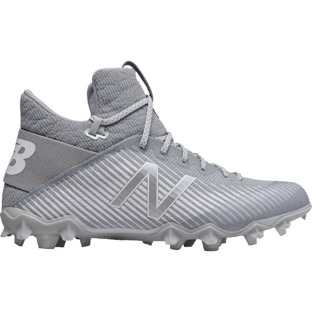 ニューバランス New Balance メンズ ラクロス スパイク シューズ・靴【Freeze LX 2.0 Lacrosse Cleats】Grey/White