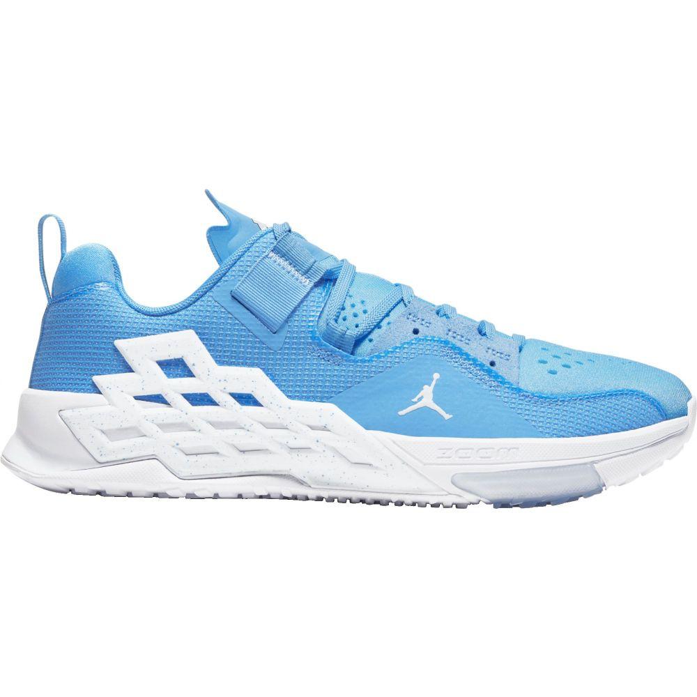 ナイキ ジョーダン Jordan メンズ フィットネス・トレーニング シューズ・靴【Alpha 360 TR UNC Training Shoes】Univ Blu/White/Navy