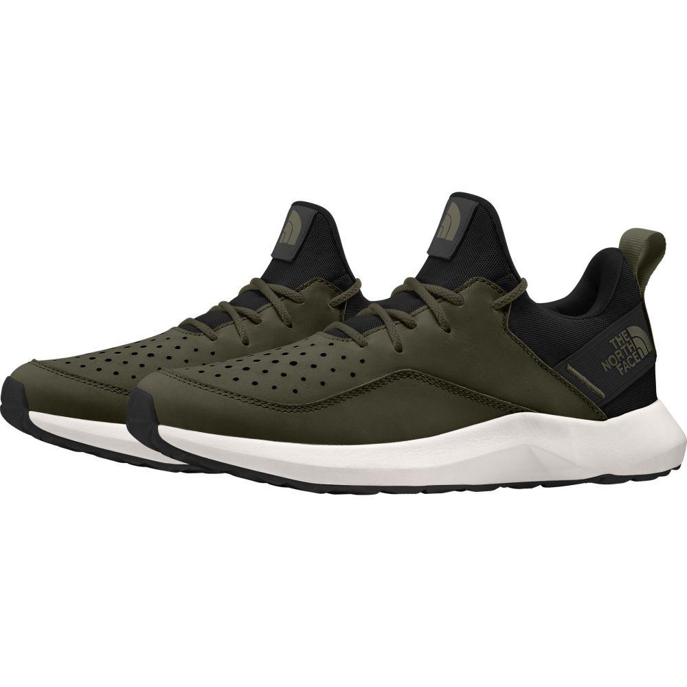 ザ ノースフェイス The North Face メンズ シューズ・靴 【Surge Highgate LS Casual Shoes】New Taupe Green/Tnf Black