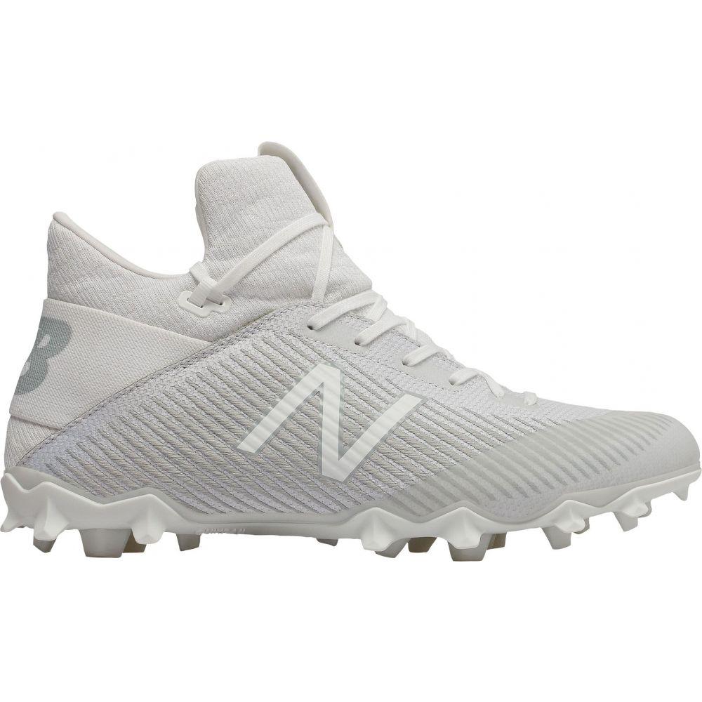 ニューバランス New Balance メンズ ラクロス スパイク シューズ・靴【Freeze LX 2.0 Lacrosse Cleats】White/White
