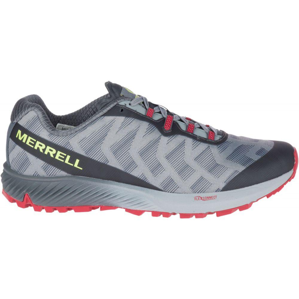 メレル Merrell メンズ ランニング・ウォーキング シューズ・靴【Agility Synthesis Flex Trail Running Shoes】Grey