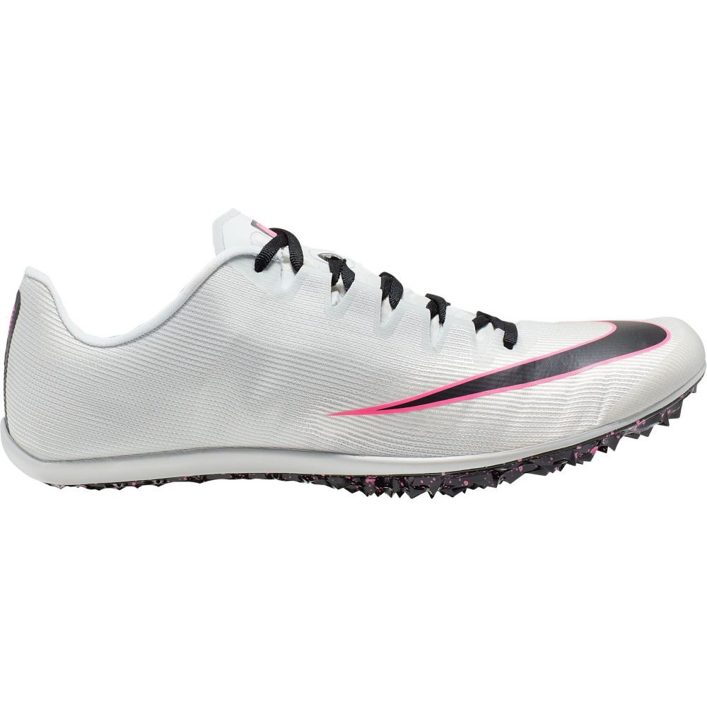 ナイキ Nike メンズ 陸上 シューズ・靴【Zoom 400 Track and Field Shoes】Grey/Pink