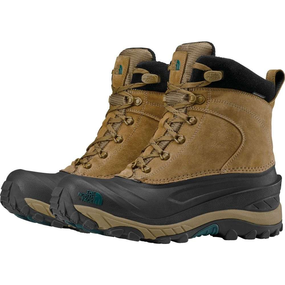 ザ ノースフェイス The North Face メンズ ブーツ ウインターブーツ シューズ・靴【Chilkat III 200g Waterproof Winter Boots】British Khaki/Tnf Black