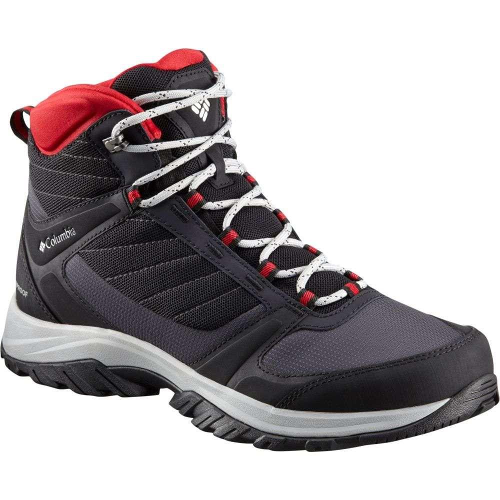 コロンビア Columbia メンズ ハイキング・登山 ブーツ シューズ・靴【Terrebonne II Sport Mid Hiking Boots】Black/White