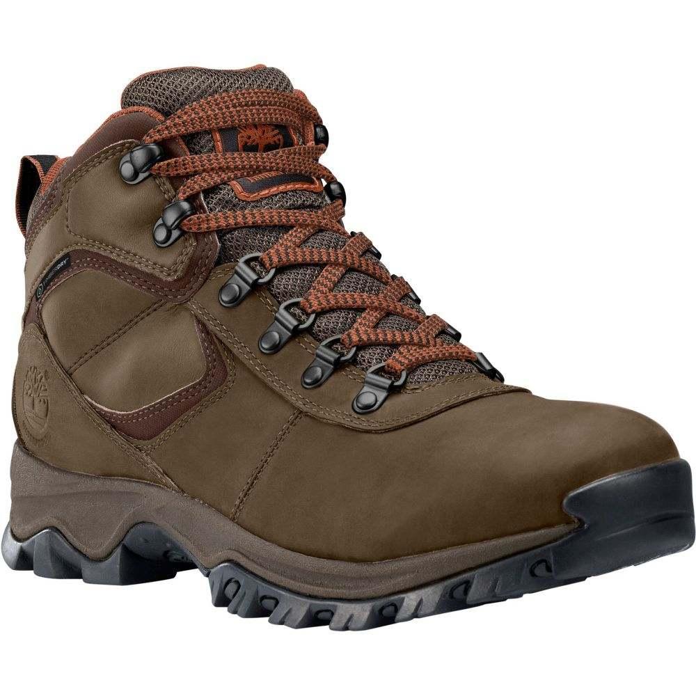 ティンバーランド Timberland メンズ ハイキング・登山 ブーツ シューズ・靴【Mt. Maddsen Mid Waterproof Hiking Boots】Medium Brown