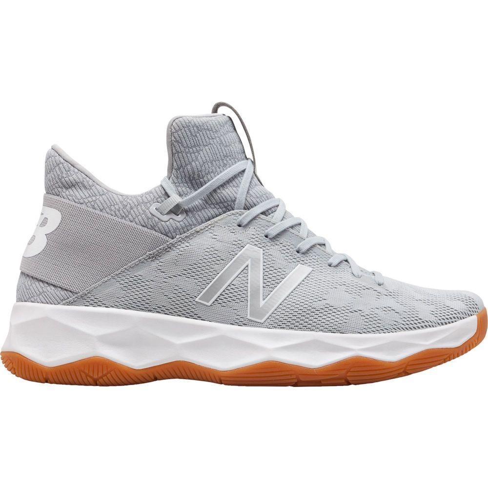 ニューバランス New Balance メンズ ラクロス シューズ・靴【Box Freeze 2.0 Lacrosse Shoes】Grey/White