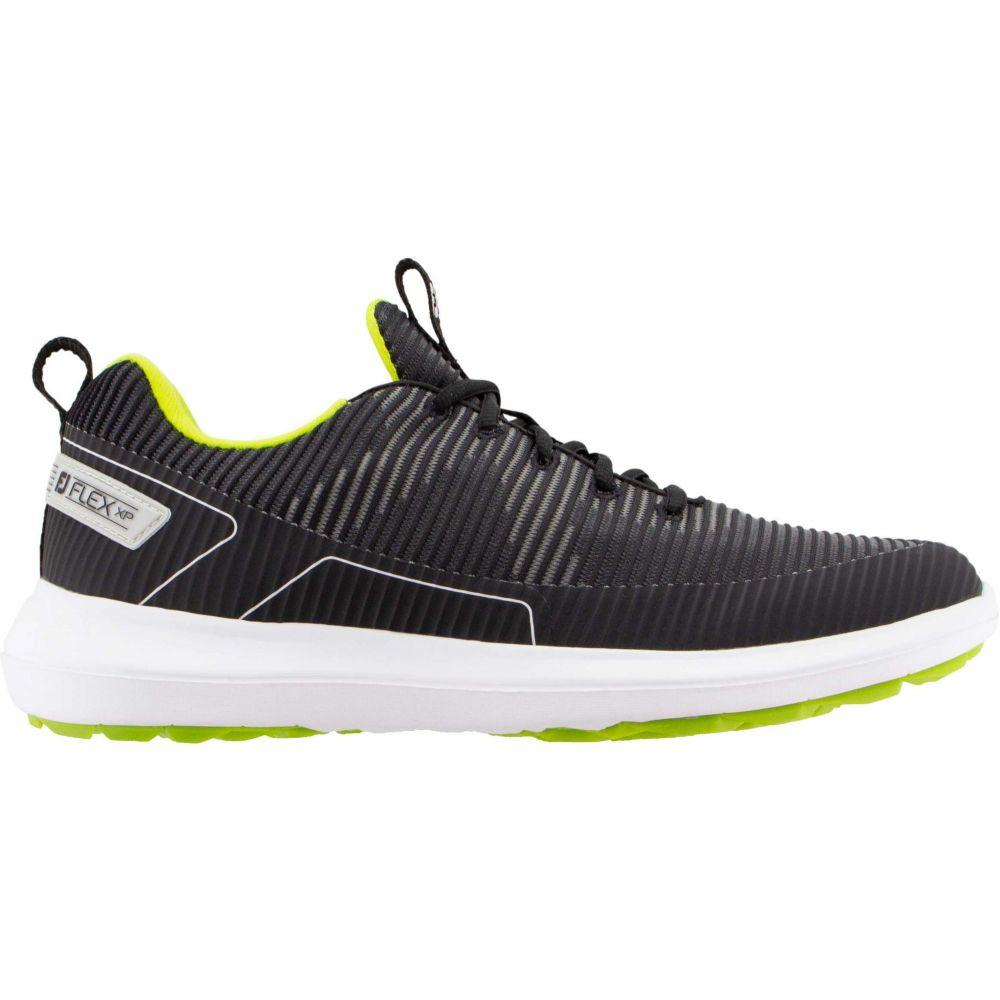 フットジョイ FootJoy メンズ ゴルフ シューズ・靴【Flex XP Golf Shoes】Black