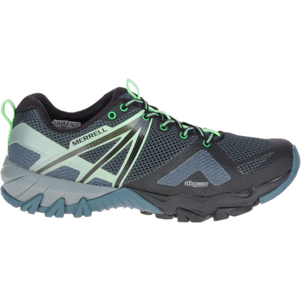 メレル レディース ハイキング・登山 シューズ・靴 【サイズ交換無料】 メレル Merrell レディース ハイキング・登山 シューズ・靴【MQM Flex Hiking Shoes】Grey/Black