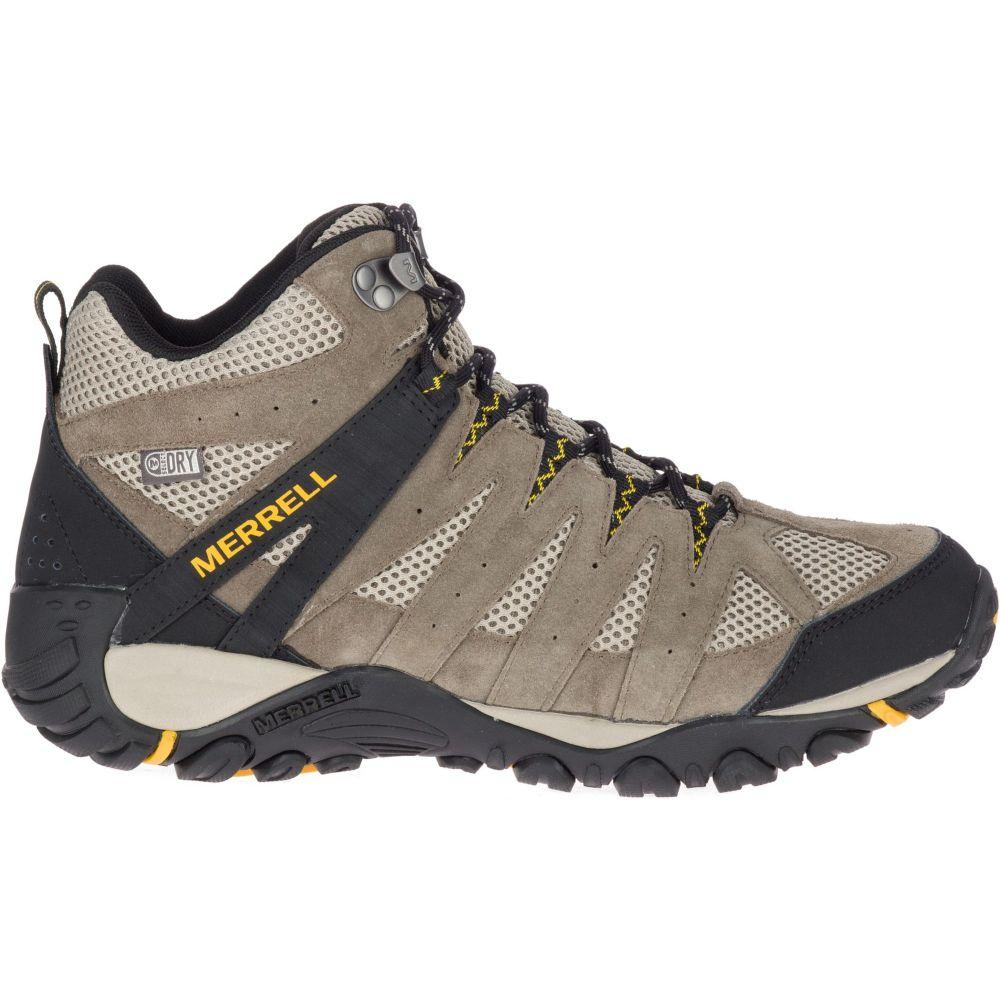 メレル Merrell メンズ ハイキング・登山 ブーツ シューズ・靴【Accentor 2 Mid Waterproof Hiking Boots】Boulder