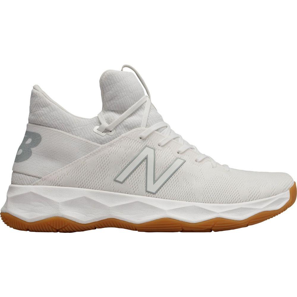 ニューバランス New Balance メンズ ラクロス シューズ・靴【Box Freeze 2.0 Lacrosse Shoes】White/White