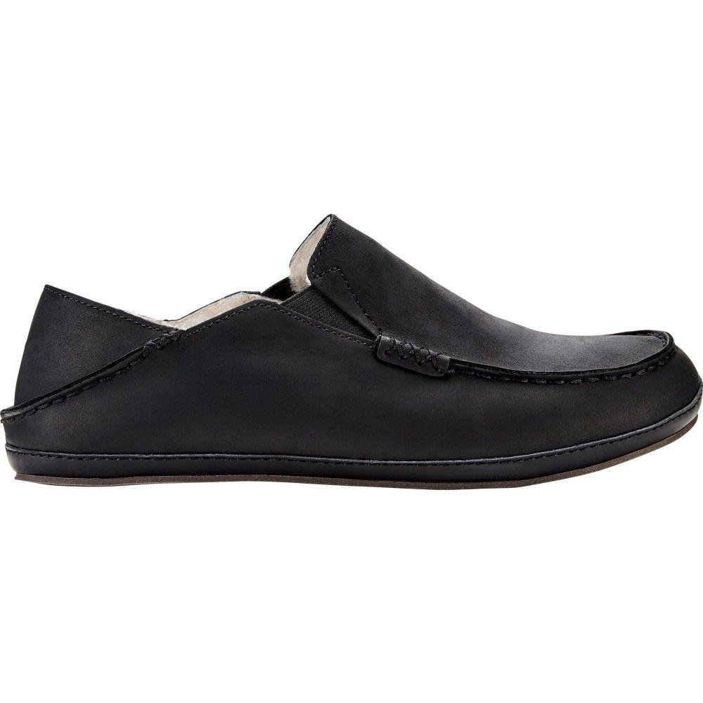 オルカイ OluKai メンズ スリッパ シューズ・靴【Moloa Slippers】Onyx