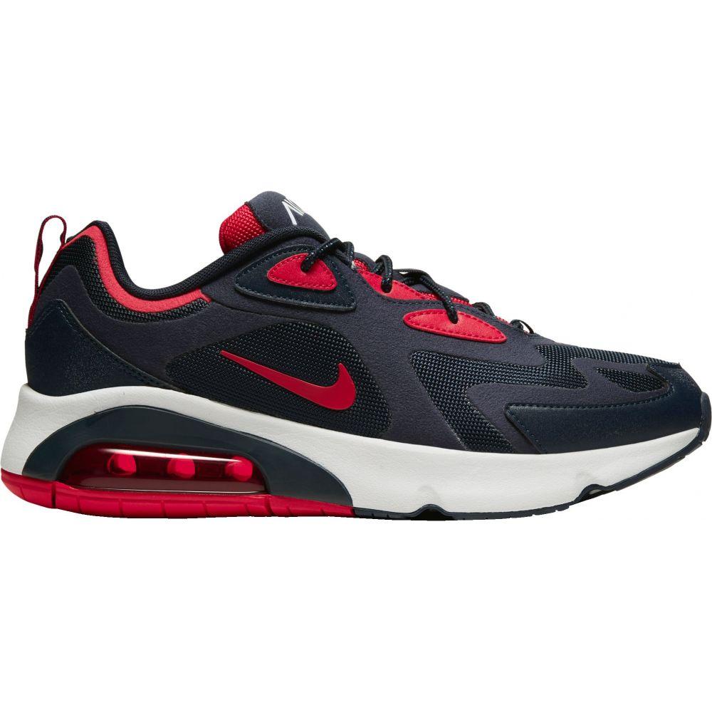 ナイキ Nike メンズ シューズ・靴 【Air Max 200 Shoes】Obsidian/Univ Red/Wht