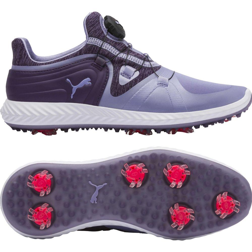 プーマ PUMA レディース ゴルフ シューズ・靴【IGNITE Blaze Sport DISC Golf Shoes】Sweet Lavender/Indigo
