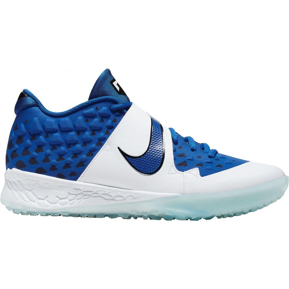 ナイキ Nike メンズ 野球 スパイク シューズ・靴【Force Trout 6 Turf Baseball Cleats】Royal/Blue
