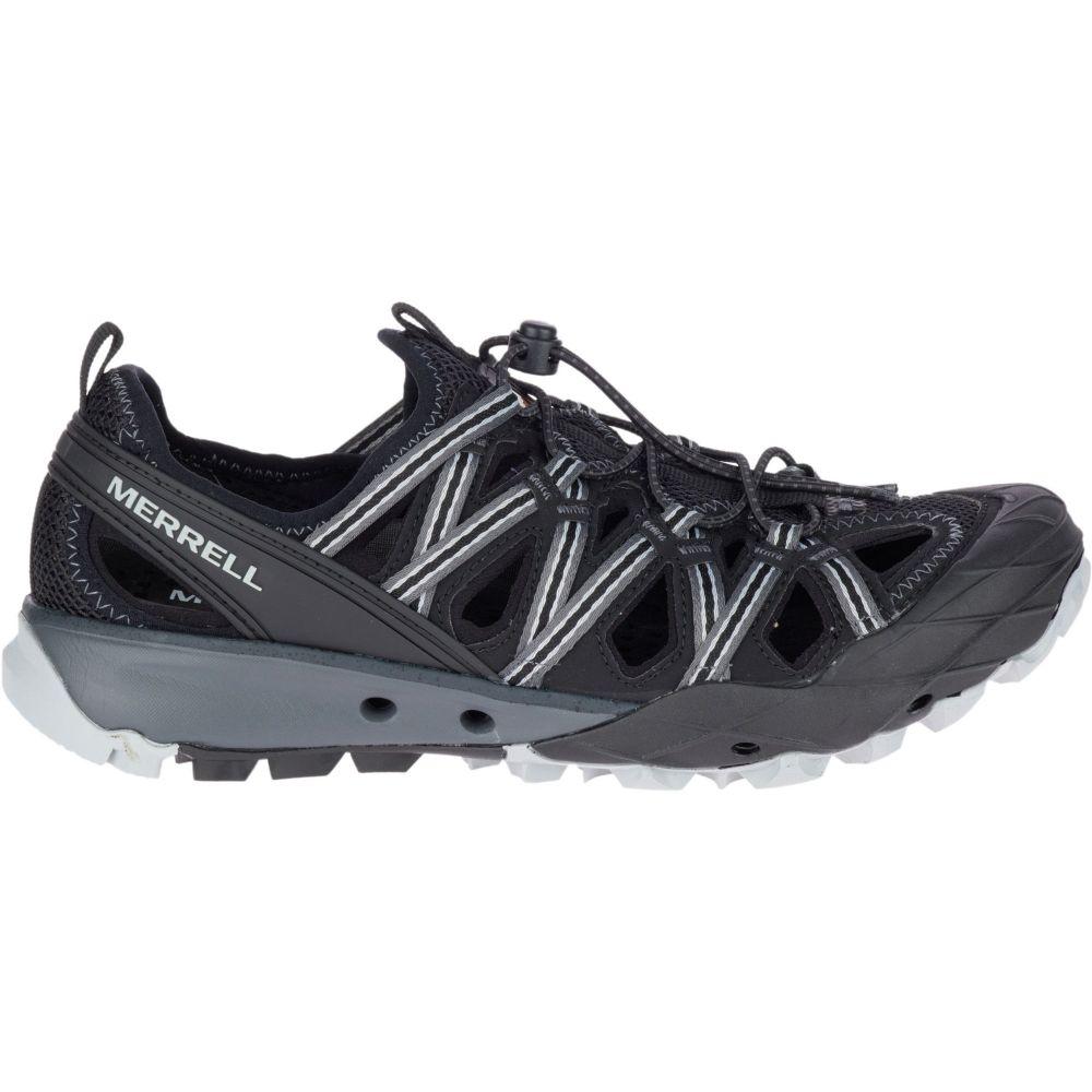 メレル Merrell メンズ ハイキング・登山 シューズ・靴【Choprock Shandals Hiking Shoes】Black