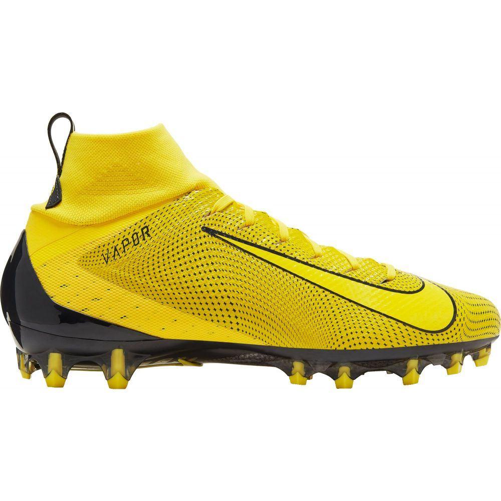 ナイキ Nike メンズ アメリカンフットボール スパイク シューズ・靴【Vapor Untouchable 3 Pro Football Cleats】Yellow/Black