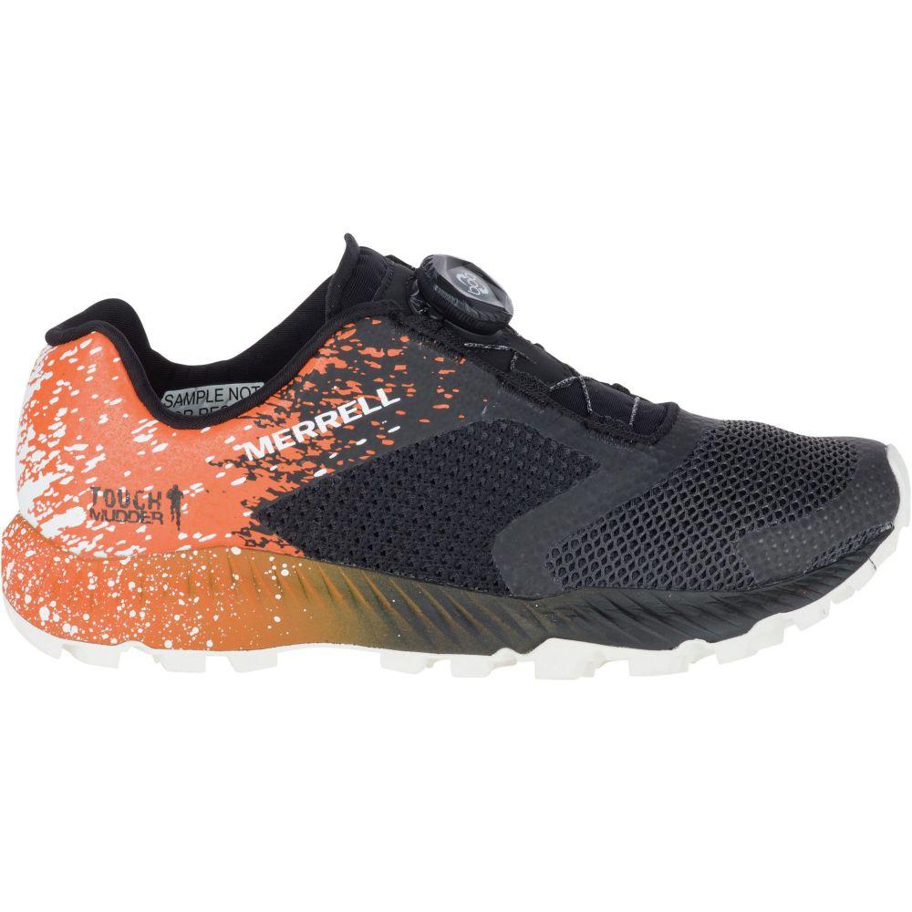 メレル Merrell レディース ランニング・ウォーキング シューズ・靴【All Out Crush 2 Tough Mudder BOA Trail Running Shoes】Orange