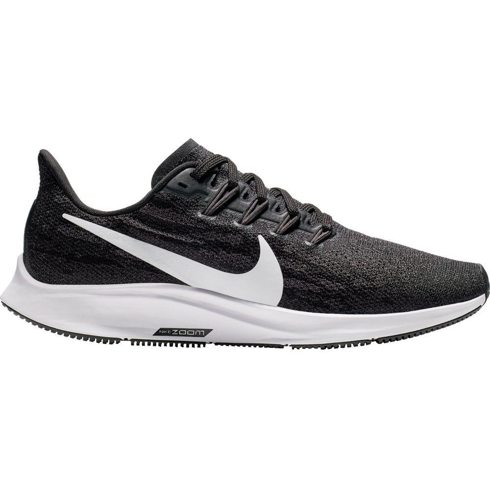 ナイキ Nike レディース ランニング・ウォーキング エアズーム シューズ・靴【Air Zoom Pegasus 36 Running Shoes】Black/White