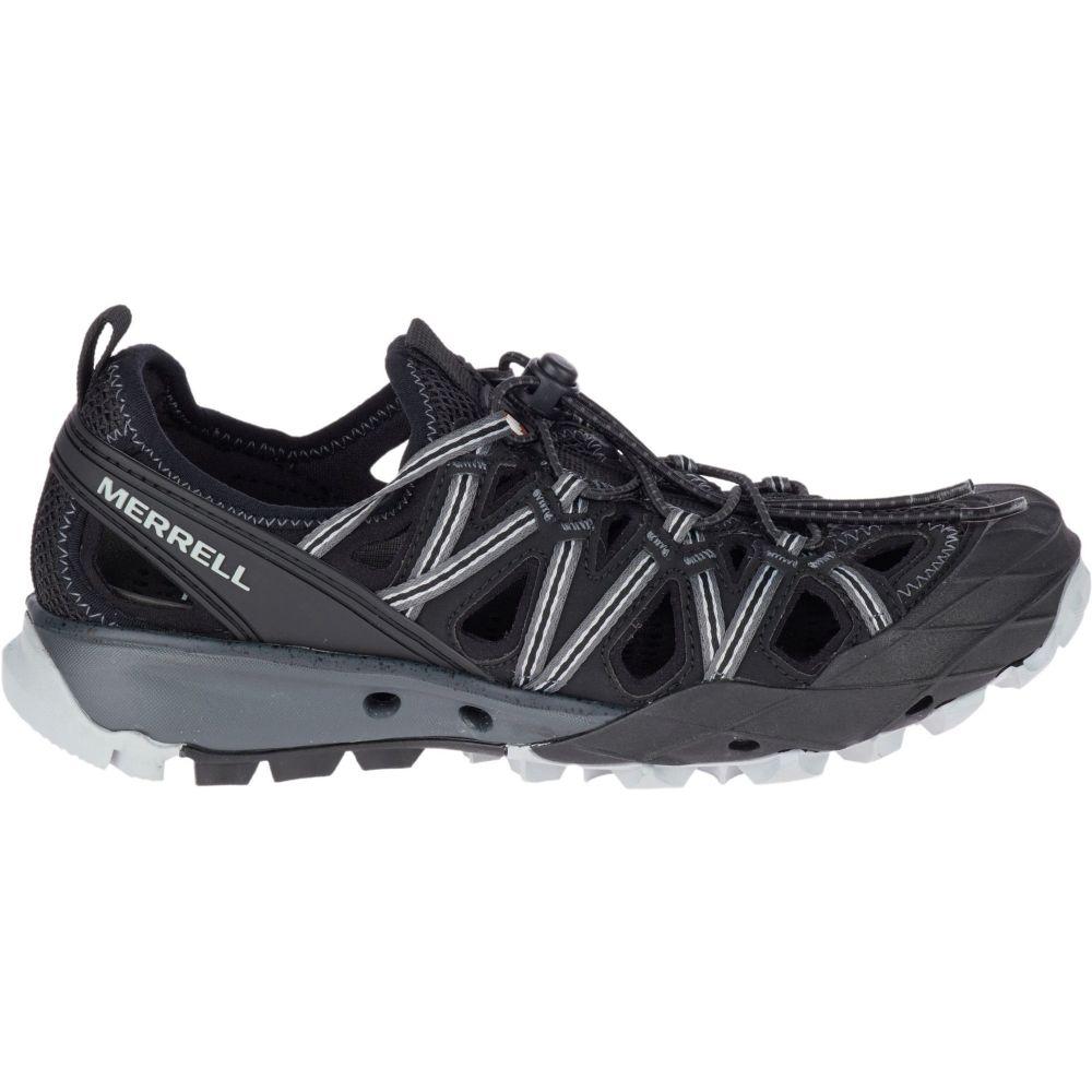 メレル Merrell レディース ハイキング・登山 シューズ・靴【Choprock Shandals Hiking Shoes】Black