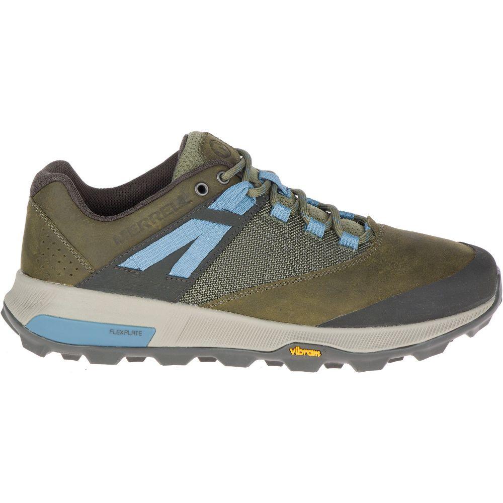 メレル Merrell レディース ハイキング・登山 シューズ・靴【Zion Hiking Shoes】Dark Olive
