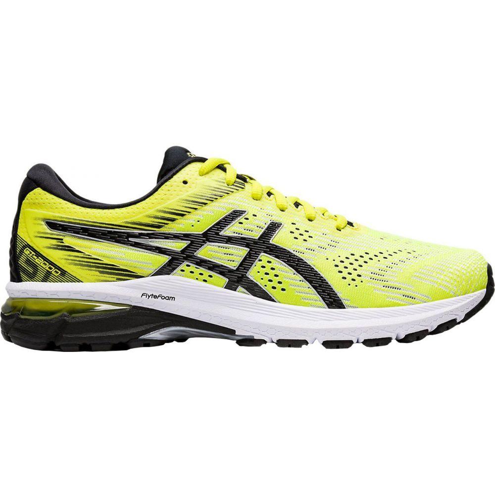 アシックス ASICS メンズ ランニング・ウォーキング シューズ・靴【GT-2000 8 Running Shoes】Black/Yellow