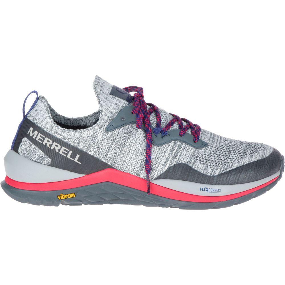 メレル Merrell メンズ ランニング・ウォーキング シューズ・靴【Mag-9 Trail Running Shoes】Grey/Pink