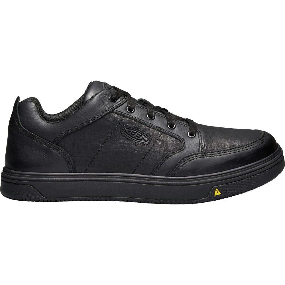 キーン Keen メンズ シューズ・靴 【KEEN PTC Redding Work Shoes】Black/Black